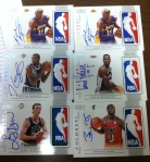 Panini America 2012-13 National Treasures Basketball Logomen (54)