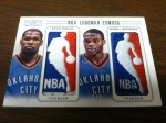 Panini America 2012-13 National Treasures Basketball Logomen (55)