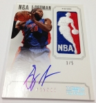 Panini America 2012-13 National Treasures Basketball Logomen (57)
