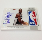 Panini America 2012-13 National Treasures Basketball Logomen (59)