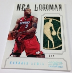 Panini America 2012-13 National Treasures Basketball Logomen (61)