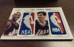 Panini America 2012-13 National Treasures Basketball Logomen (64)
