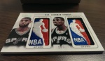 Panini America 2012-13 National Treasures Basketball Logomen (65)