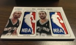 Panini America 2012-13 National Treasures Basketball Logomen (66)