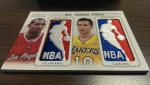 Panini America 2012-13 National Treasures Basketball Logomen (69)