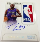 Panini America 2012-13 National Treasures Basketball Logomen (75)