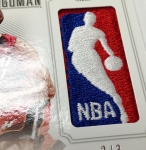 Panini America 2012-13 National Treasures Basketball Logomen (78)