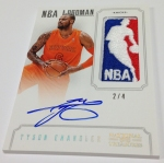 Panini America 2012-13 National Treasures Basketball Logomen (8)