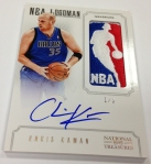 Panini America 2012-13 National Treasures Basketball Logomen (81)