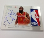 Panini America 2012-13 National Treasures Basketball Logomen (82)