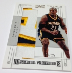 Panini America 2012-13 National Treasures Basketball Plates & Patches (101)