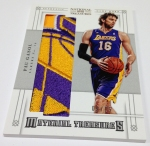 Panini America 2012-13 National Treasures Basketball Plates & Patches (106)