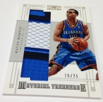 Panini America 2012-13 National Treasures Basketball Plates & Patches (110)