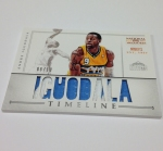 Panini America 2012-13 National Treasures Basketball Plates & Patches (120)