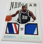 Panini America 2012-13 National Treasures Basketball Plates & Patches (128)