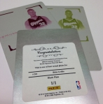 Panini America 2012-13 National Treasures Basketball Plates & Patches (19)