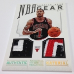 Panini America 2012-13 National Treasures Basketball Plates & Patches (41)