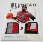Panini America 2012-13 National Treasures Basketball Plates & Patches (45)