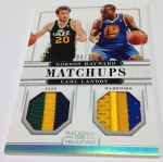 Panini America 2012-13 National Treasures Basketball Plates & Patches (47)