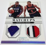 Panini America 2012-13 National Treasures Basketball Plates & Patches (48)