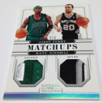Panini America 2012-13 National Treasures Basketball Plates & Patches (49)