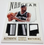 Panini America 2012-13 National Treasures Basketball Plates & Patches (94)