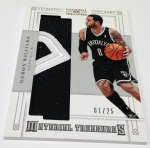 Panini America 2012-13 National Treasures Basketball Plates & Patches (98)
