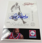 Panini America 2012-13 Signatures Basketball QC (3)