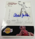 Panini America 2012-13 Signatures Basketball QC (50)