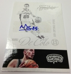 Panini America 2012-13 Signatures Basketball QC (64)