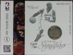 Panini America 2012-13 Signatures Basketball QC Box