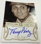 Panini America 2013 Cooperstown Autos July 28 (1)