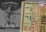 Panini America 2013 Cooperstown Baseball Historic Tickets 11