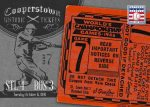Panini America 2013 Cooperstown Baseball Historic Tickets 17