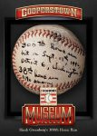 Panini America 2013 Cooperstown Baseball Museum Pieces 3