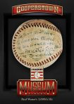Panini America 2013 Cooperstown Baseball Museum Pieces 6