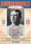 Panini America 2013 Cooperstown Baseball Numbers Game 1