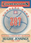 Panini America 2013 Cooperstown Baseball Numbers Game 11