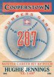 Panini America 2013 Cooperstown Baseball Numbers Game 11