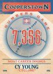 Panini America 2013 Cooperstown Baseball Numbers Game 14