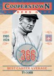 Panini America 2013 Cooperstown Baseball Numbers Game 15