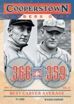 Panini America 2013 Cooperstown Baseball Numbers Game 16