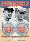 Panini America 2013 Cooperstown Baseball Numbers Game 16