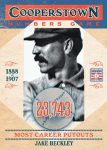 Panini America 2013 Cooperstown Baseball Numbers Game 18