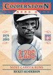 Panini America 2013 Cooperstown Baseball Numbers Game 19