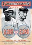 Panini America 2013 Cooperstown Baseball Numbers Game 20