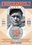 Panini America 2013 Cooperstown Baseball Numbers Game 5