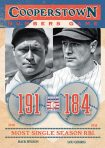 Panini America 2013 Cooperstown Baseball Numbers Game 6