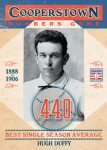 Panini America 2013 Cooperstown Baseball Numbers Game 7