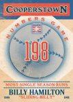 Panini America 2013 Cooperstown Baseball Numbers Game 8